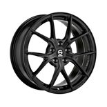 Алюминиевый диск Sparco Podio Gloss Black 8x18 5x108 ET 50