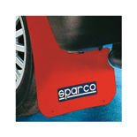 SPARCO Mud Flaps - Red