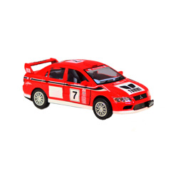 Mitsubishi Lancer EVO VII 1:36 Car Model